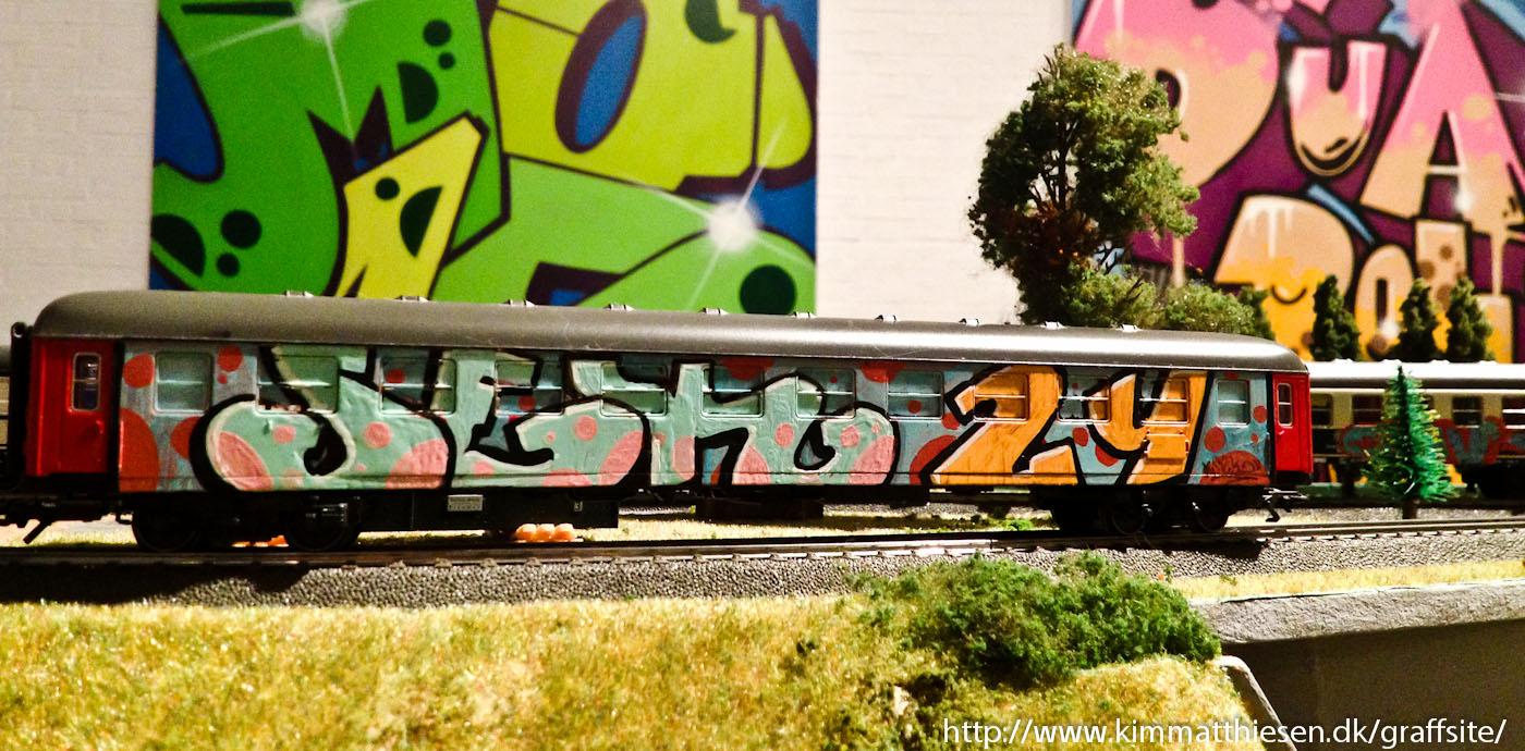 Dansk graffiti 1984-2013