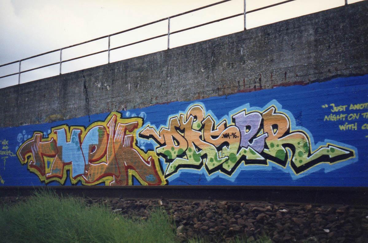 Thek Dåser Århus 1996