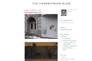 Huskmitnavn blog