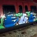 Graffiti all over them trains part 8[youtube]