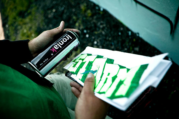 Photo from ironlak flickr