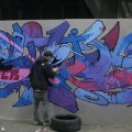 Graffiti getdown in rhus photos