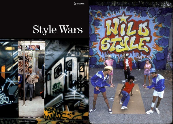 Style Wars and Wild Style cover