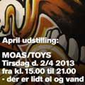 Moas / Toys @ Cityard