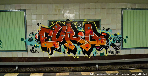 berlin station graffiti