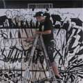 Graffiti Fine Art [vimeo]