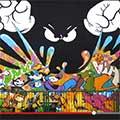 The Graffiti God by KAOS & FITS [youtube]