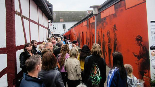 dansk graffiti Gadens hårdeste Hævn