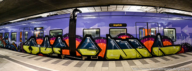 malmo graffiti tåg