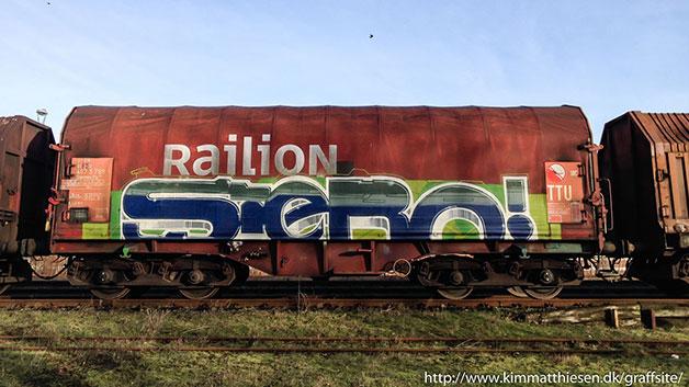 freight graffiti