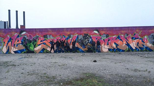 graffiti uploaded