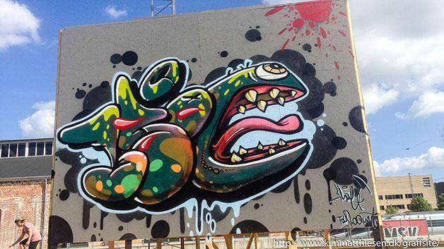 aarhus art convention graffiti