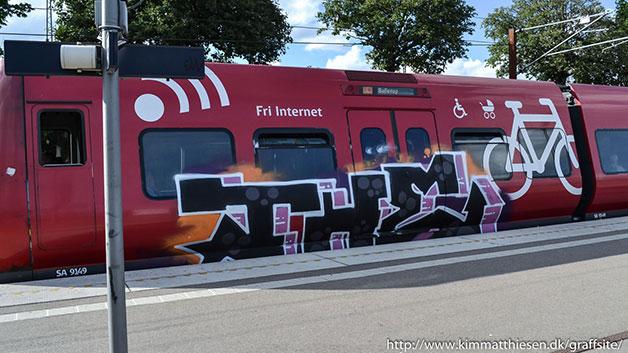 dansk graffiti