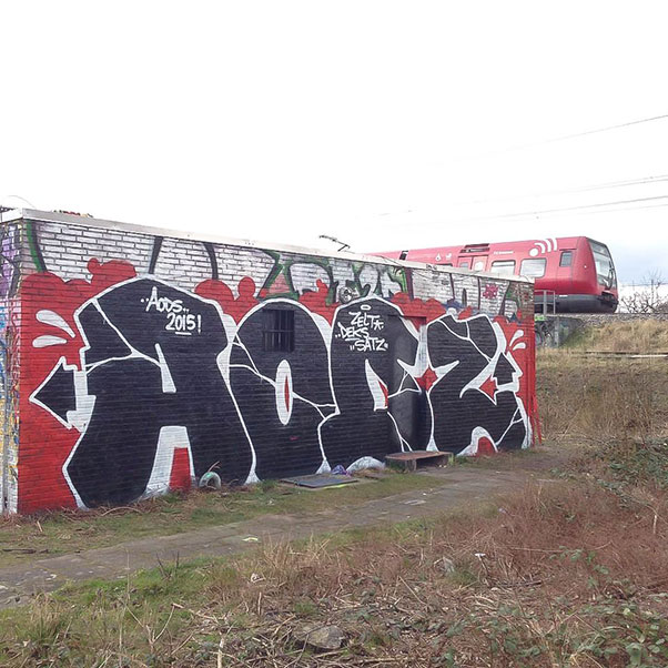 danish graffiti