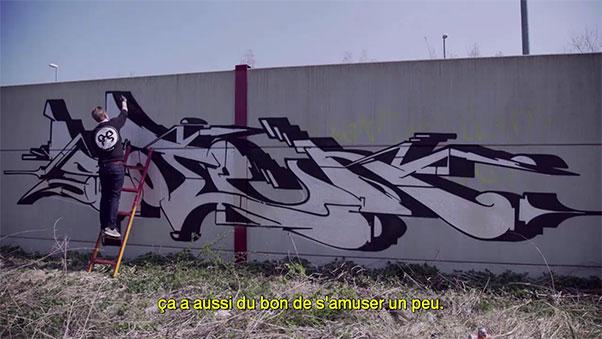 The Graffiti Artist Soten