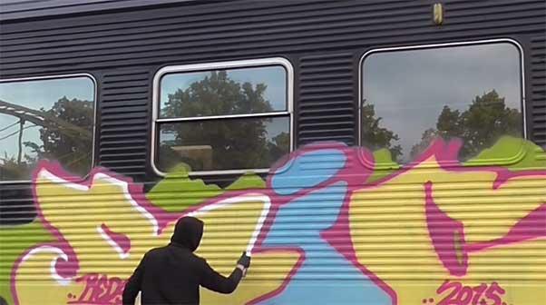 Graffiti Action Sweden