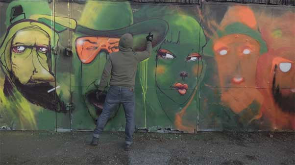 Graffiti Tv: Gouge