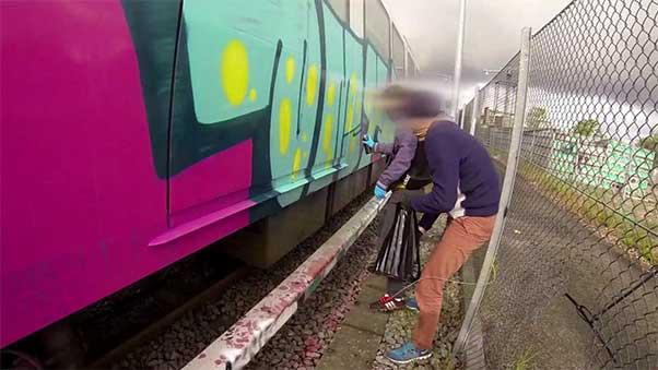 Graffiti haute couture #2
