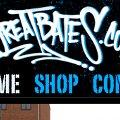 New greatbates.com webshop